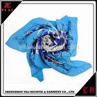 Hot selling print soft women silk scarf fashionable