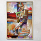 Modern Abstract Decorative Naked Woman Wall Art Nude Body Oil Painting