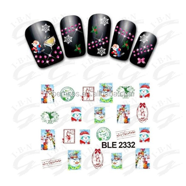 bow 3D nail sticker fashional nail arts decoration/ 3D Nail Art Sticker /nail arts