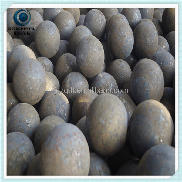 High Manganese grinding steel ball for sag mill