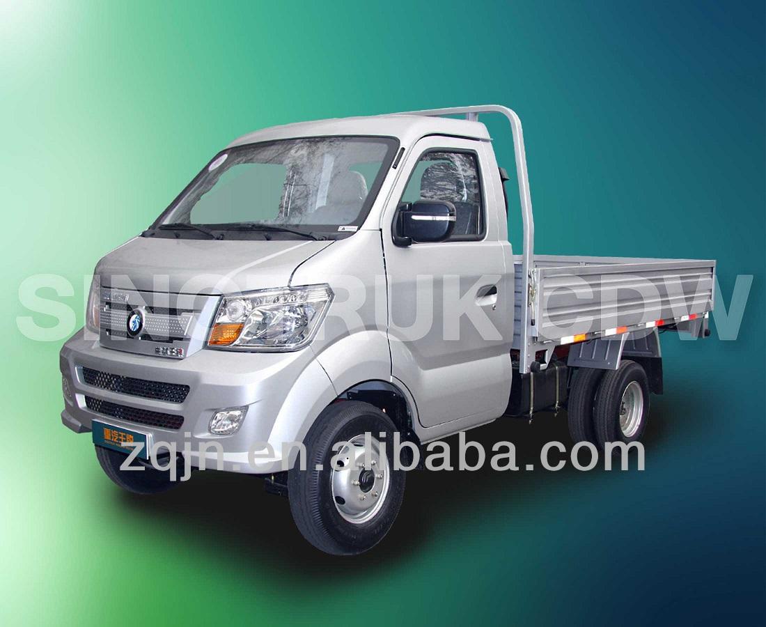 Single Cabin 3-10tons Cdw 4x4 Diesel Mini Truck - Buy