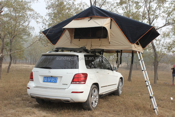 1.4m High quality 4x4 Offroad car c&ing roof tents for sale & 1.4m High Quality 4x4 Offroad Car Camping Roof Tents For Sale ... memphite.com