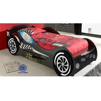 2013 hot sale smart kids racing car bed e1 mdf kids hot sale car bed
