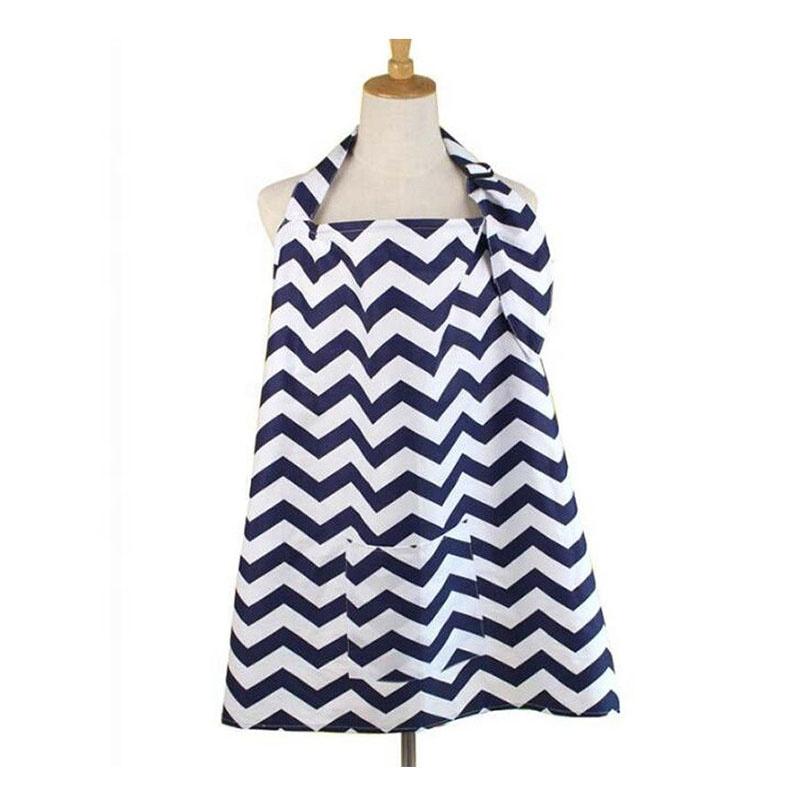 Baby Kids Breastfeeding Cover Mum Cotton Nursing Udder Apron Shawl Cloth CH