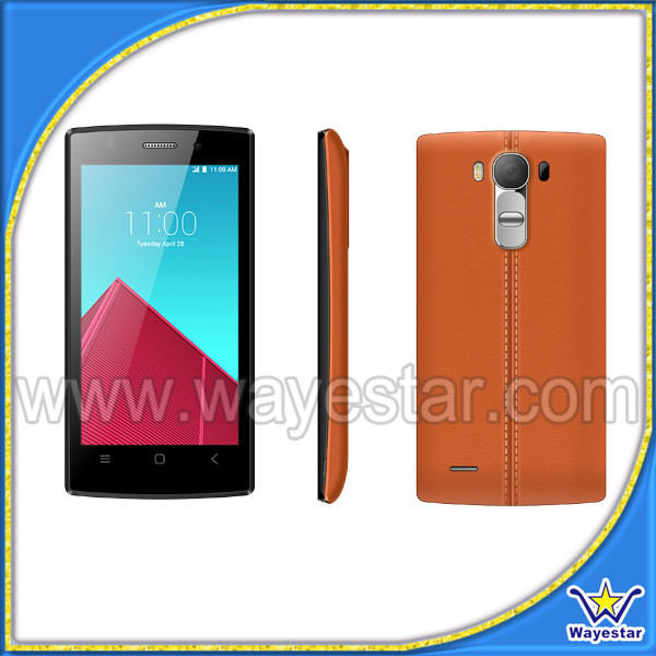 Small Size GSM Dual Sim Android 4.5 inch Mobile Phones