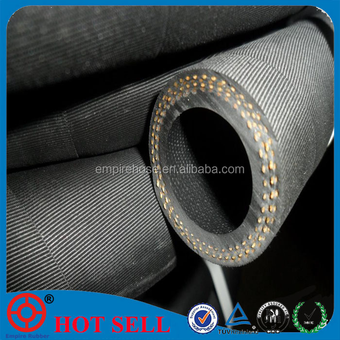 High quality flexible abrasive sand blasting rubber hose for sand blasting