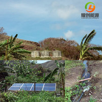 7.5HP water pump solar generator system for electric water pump