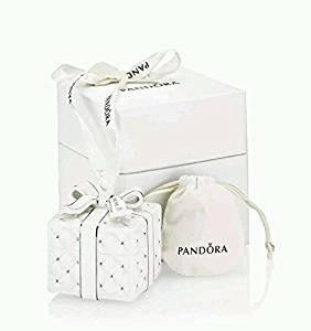 Pandora Christmas Present Tree Ornament 2016 Pandora Gift box CAMAW160001