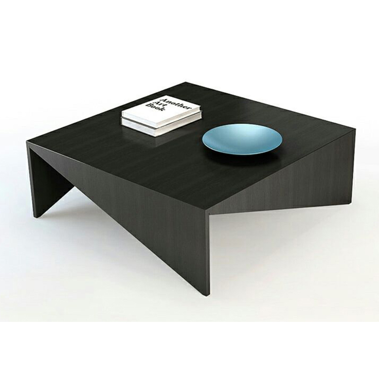 2017 Modern Black High Gloss Mdf Coffee Table Product On Alibaba