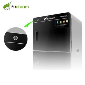 2018 China supplier high precision DLP 3d printer machine price sla 3D  printer Fudream IM-DLP-E3