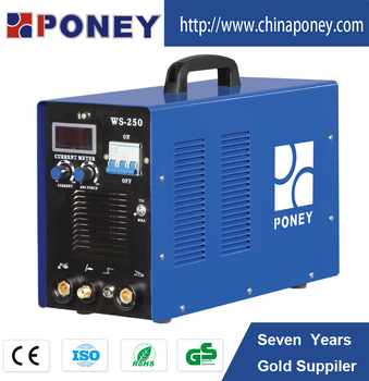 MOSFET Inverter TIG/MMA Welding Machine WS-250