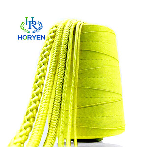 High quality customized 18mm braided aramid fiber rope