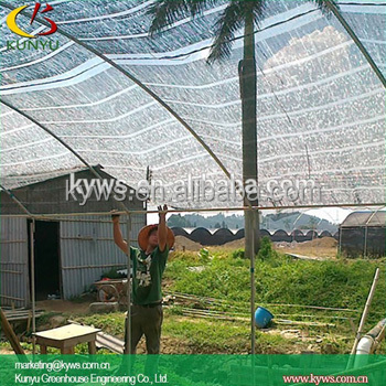 Commercial Shade House Greenhouse Cloth Net For Agriculture