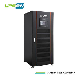 Hybrid Solar Energy pure sine wave Inverter 1-200kw with MPPT solar charger controller