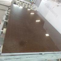 artificial quartz pure brown , cocoa bright quartz