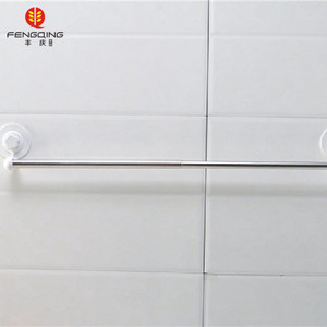 Wall-mounted stainless steel decorative bath standing towel racks