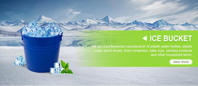 Alta calidad promocional restaurante usando hielo OEM Cubo de bolas