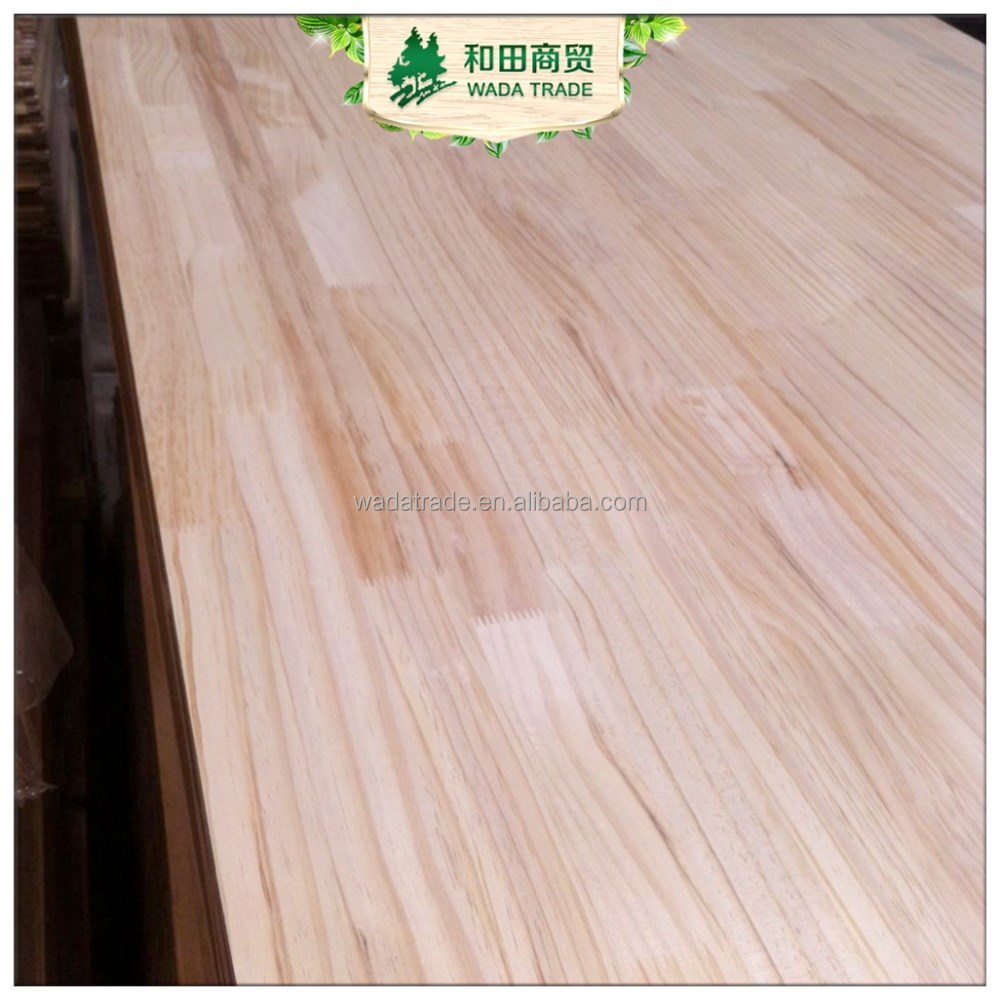 Door core material-China Pine finger jointed board