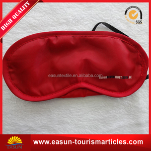 luxury sleeping eye mask eye pach for airline