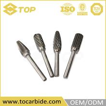 Hot selling woodworking router bits, tungsten carbide rotary files, cutting tool parts