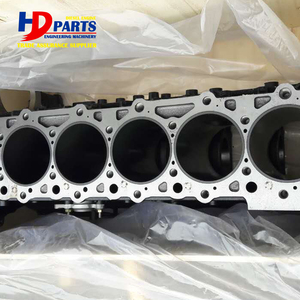 Diesel Engine Isuzu 6HK1 Cylinder Block