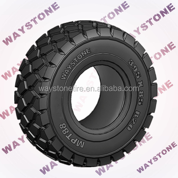 395/85R20 Run-flat military truck tyres, bullet proof military truck tyres 365/80r20 1400r20, OEM military truck tyres