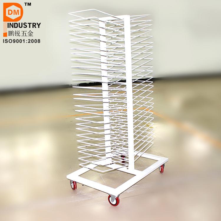 Disemble Cabinet Door Drying Rack