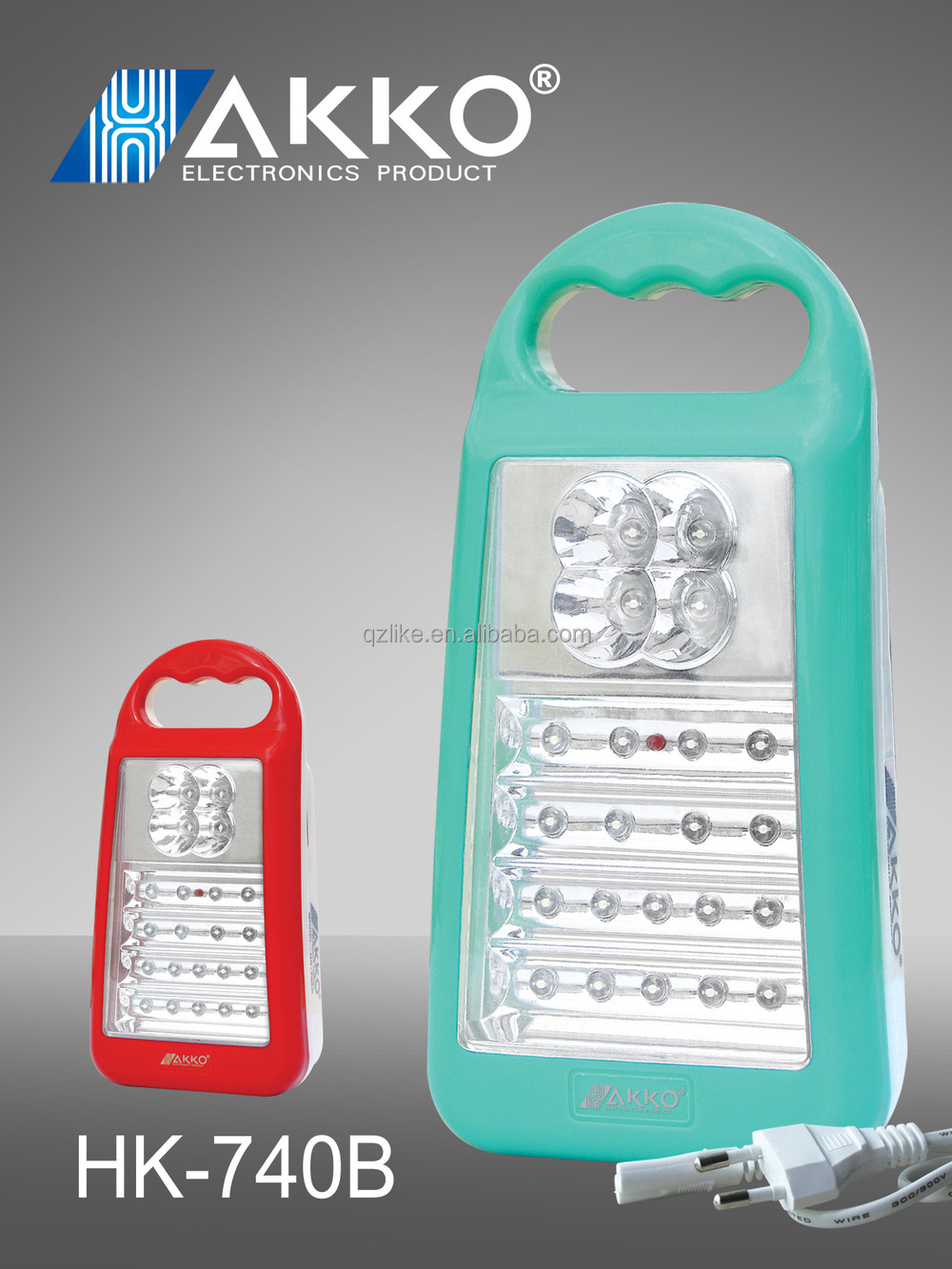 Akko Led Emergency Lamp, Akko Led Emergency Lamp Suppliers and ... for Led Rechargeable Emergency Light With Remote  268zmd