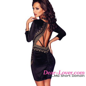 df26f33fa1251 Sexy Black Velvet Evening Dress, Sexy Black Velvet Evening Dress Suppliers  and Manufacturers at Alibaba.com