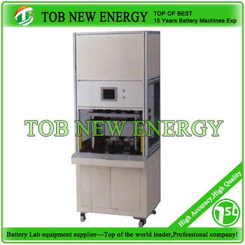 CNC Plastic Machine Used For 60 series of Super Capacitor Batteries Shaping