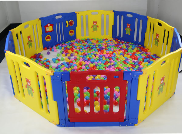 Anti-crack Colorful Plastic Baby Play Fence Wholesale/kid Playpen ...
