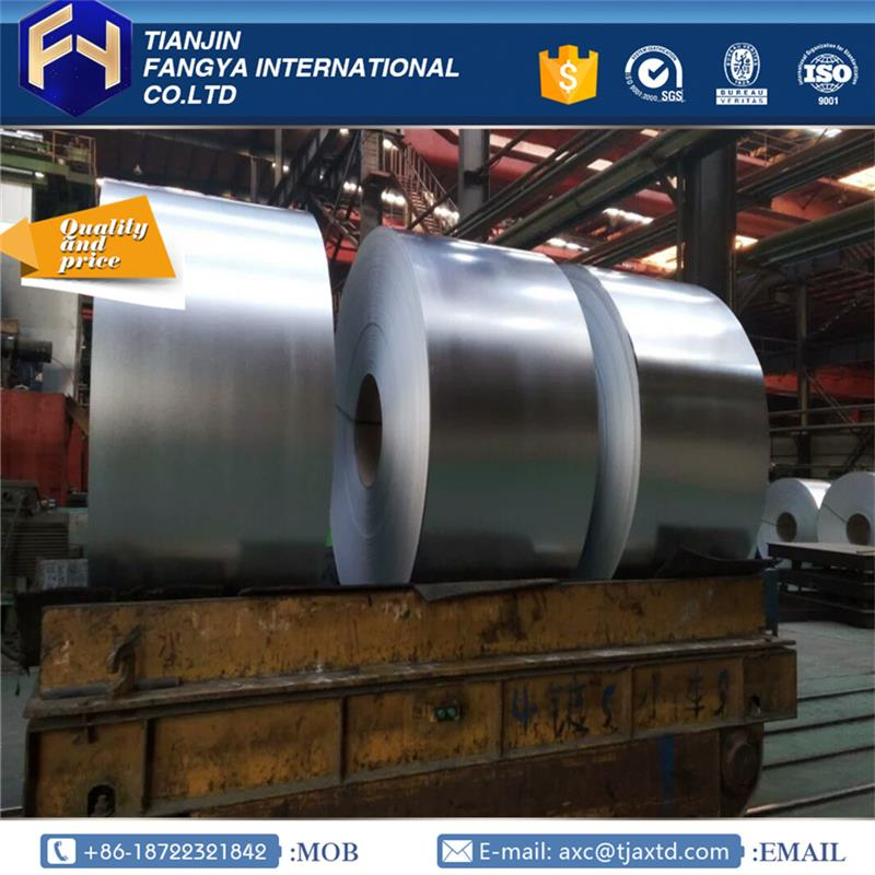 In Stock ! price of used rail steel scrap 0.33x914mm galvanized coil made in China