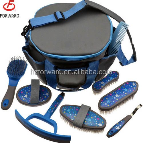 horse grooming brush product tool bag manufacturer