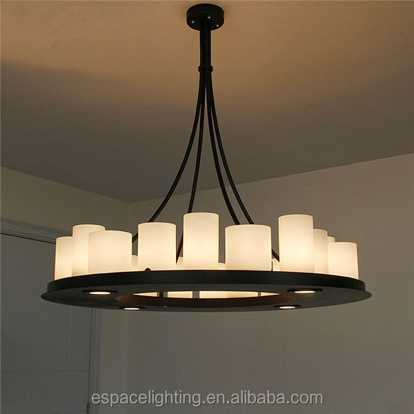 Popular round modern kevin reilly altar pendant light lamp