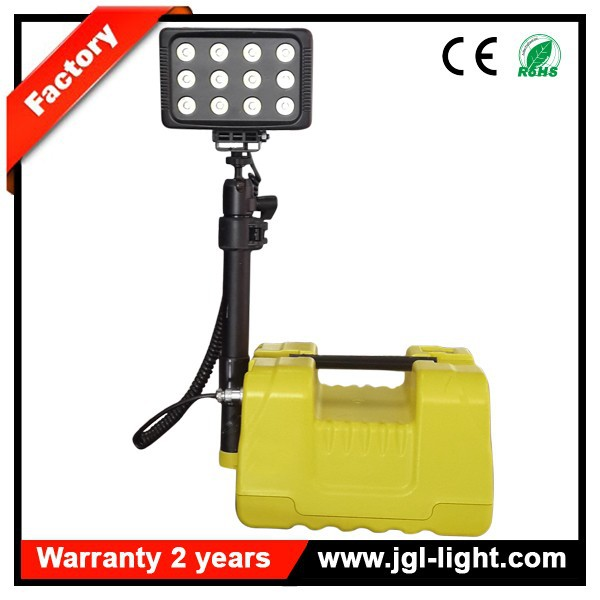 Hot Sale 36w Portable Battery Powered Led Work Lighting Remote Area Light  Mining - Buy 36w Battery Powered,Portable Battery Powered Led  Lighting,Scene