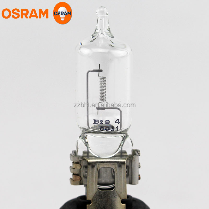 OSRAM SYLVANIA HALOGEN BLUX 9005XS HB3A 12V 60W P20d Standard line made in USA