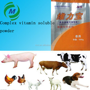 Poultry Complex vitamin soluble powder