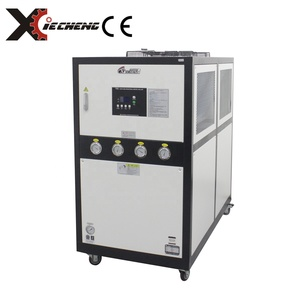 Cheap Chiller AC System Air Cooled Chiller Heat Pump For Printing Machine