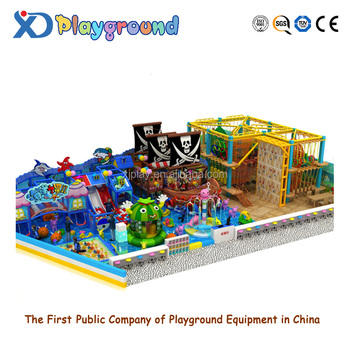 China Manufacture Plastic Kids Indoor Playground Equipment Home ...