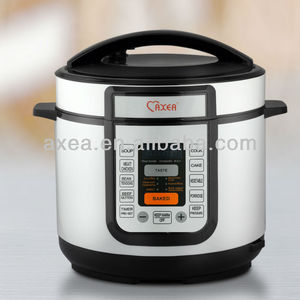 2014 New Model Electric pressure cooker,Mechanical control,high quality with best price