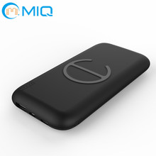 MIQ qi wireless charger power bank wireless phone charger mobile charger