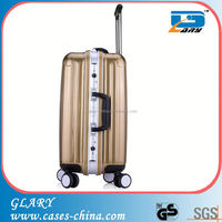 Plastic Suitcase Sets tourister luggage