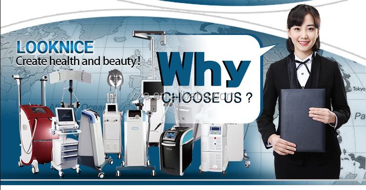 Effectieve hydra draagbare beauty facial machine assisteren met natuurlijke acne behandeling/rf huidverstrakking/huidverzorging