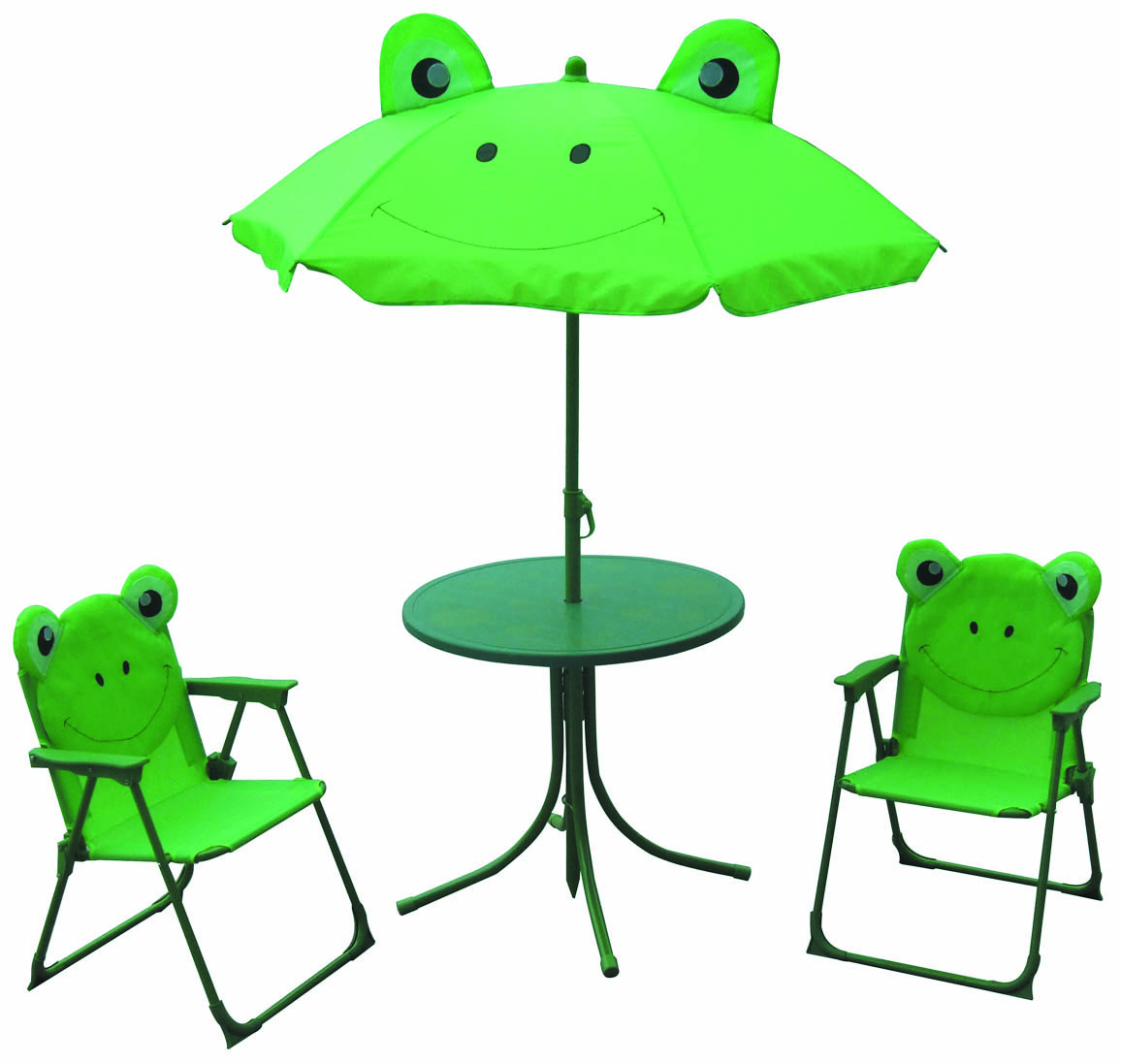 Hot Ing Kids Folding Chair Umbrella And Table Used For Garden Beach