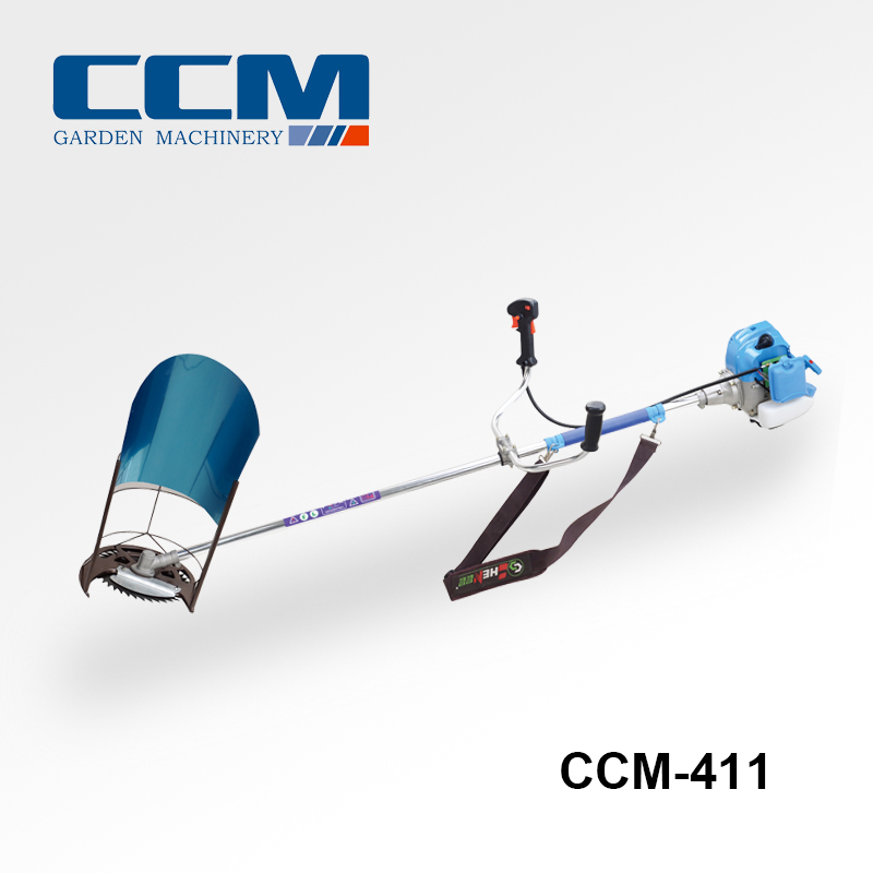 CE/GS New items Gasoline 41.5cc brush cutter