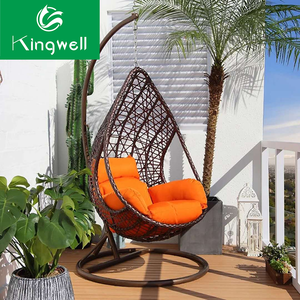 Iron swing designs swing egg chair adult baby swing in hot sale