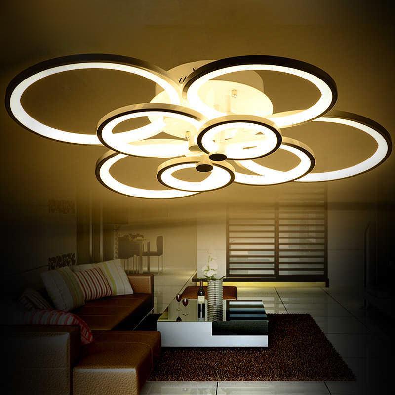 Novelty living room bedroom led ceiling lights <font><b>home</b></font> indoor <font><b>decoration</b></font> lighting light fixtures modern led ceiling lamp