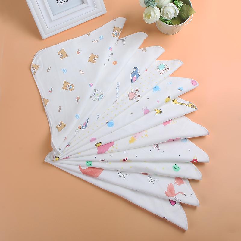 Pack de 3 baberos de algod/ón suave babero babosa para beb/és Conjunto de regalo suave y absorbente para babear y dentici/ón