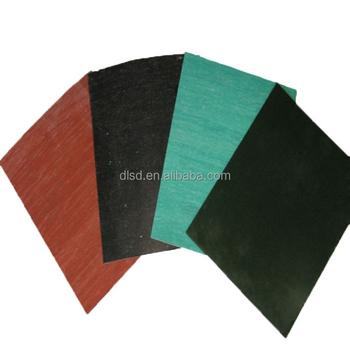 No Broken Good Sealing Quality Non Asbestos Rubber Sheet