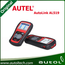 2017 Next Generation OBD II and CAN Scan Tool Autel AutoLink AL 519 Code Scanner Free Shipping AL519